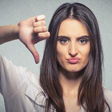 Les 3 imperfections que la plupart des femmes détestent